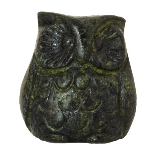 Ancient Greek Solid Owl Looking Straight