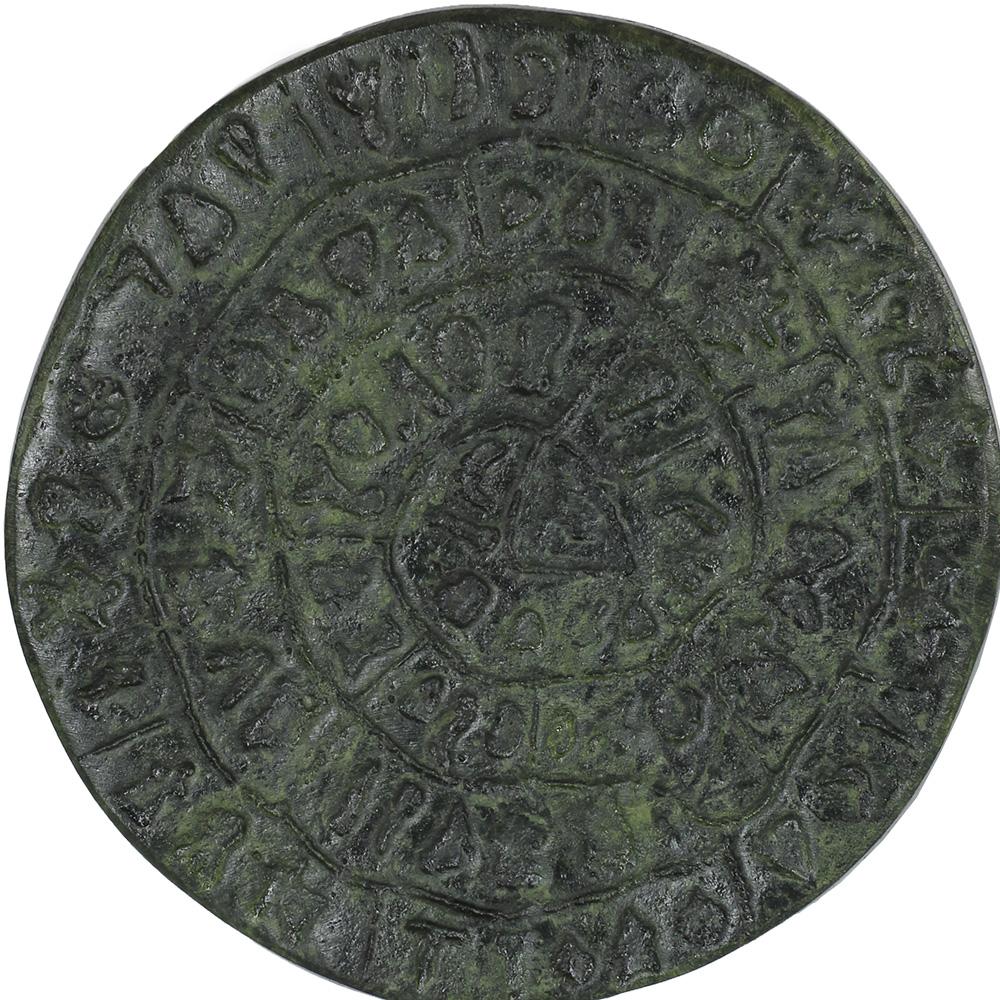 Bronze Disc of Phaistos