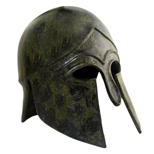 Greek Ancient Helmet without crest, natural size