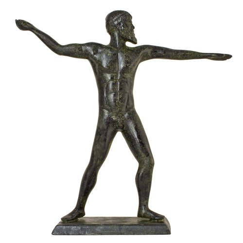Solid Poseidon, Greek God of the Sea