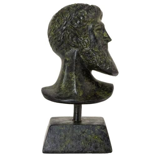 Bust Of Poseidon 09cm