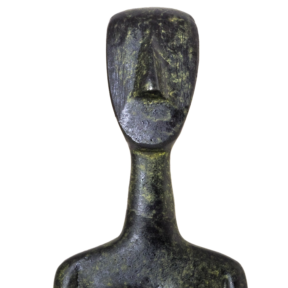 Cycladic Bust of a Woman