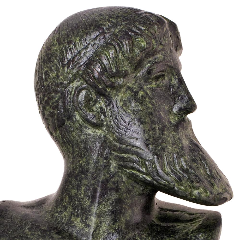 Bust Of Poseidon 19cm