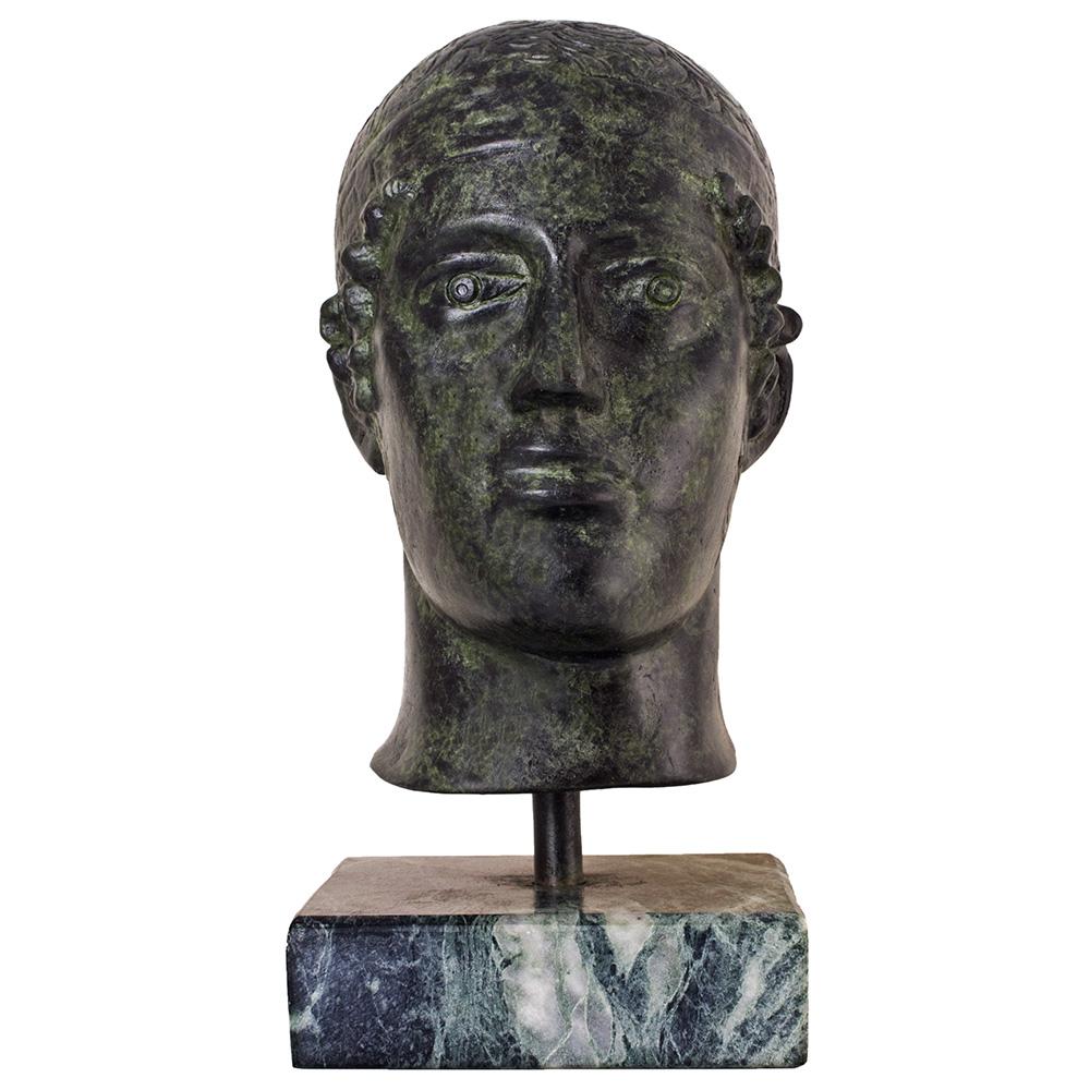 Bust Of Heniochos
