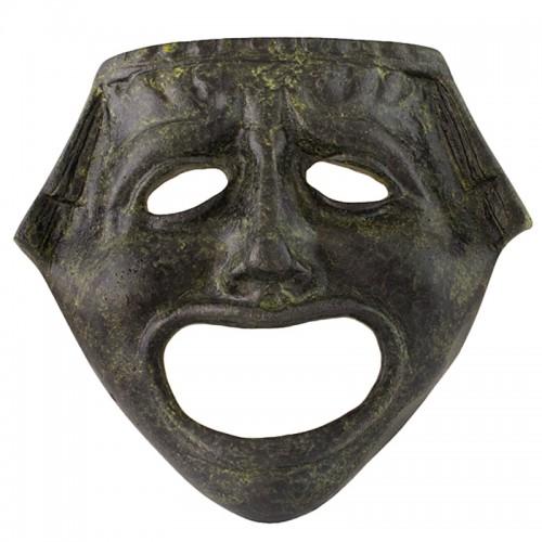Ancient Greek Tragedy Mask