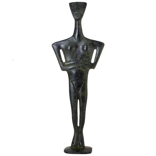 Cycladic Triangular Idol