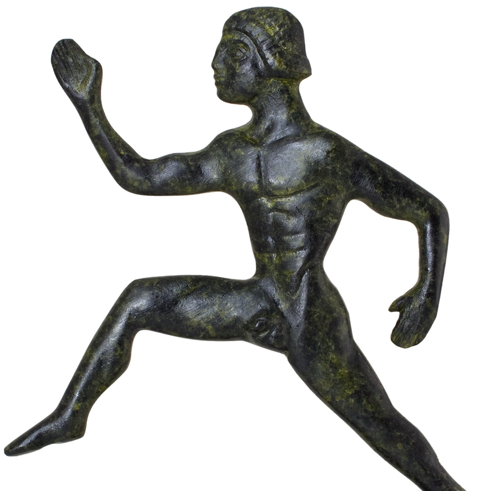 Ancient Olympic Games - Solid Runner