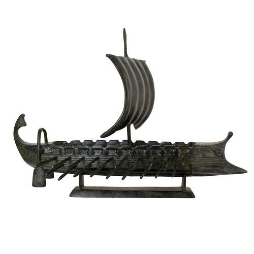Ancient Greek Trireme, a warship