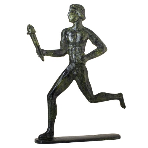 Ancient Olympic Games - Olympic Torchbearer