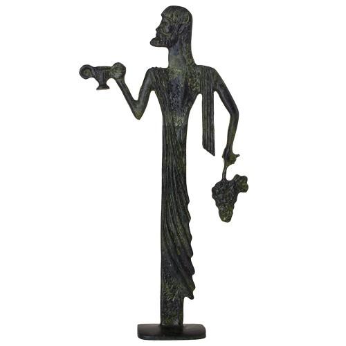 Dionysos, Greek God of Wine