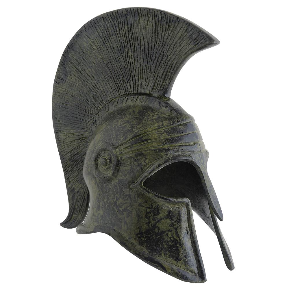 Corinthian Helmet - short crest 18cm