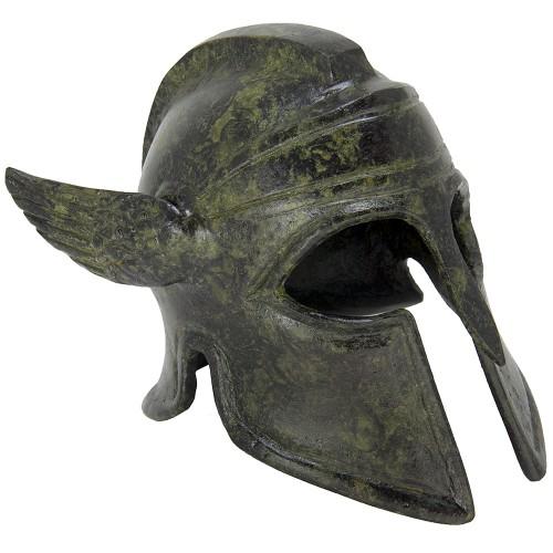 Corinthian Helmet With Wings