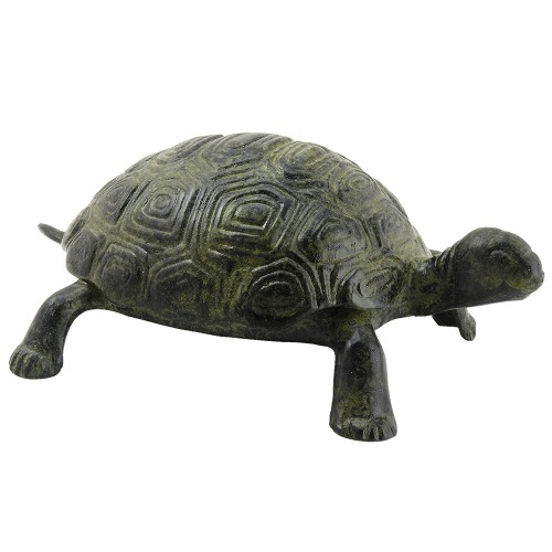 Handmade Bronze Turtle
