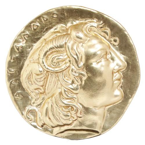 Bronze Mask of Alexander the Great